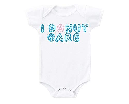 Promini I Donut Care - Disfraz de mono para bebé Blanco blanco 2 mes