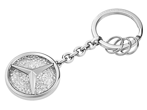 Mercedes Benz Schlüsselanhänger Saint Tropez weiß