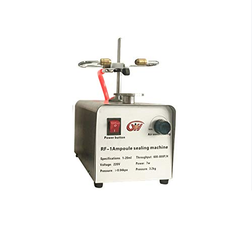 Great Features Of GOOG Lab Ampoule Melting Laboratory Ampoule Sealing Sealer Machine Melting Glass T...