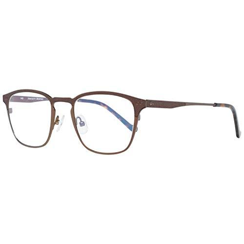 Hackett London Herren HEB1629149 Brillengestelle, Braun (Marron), 49.0