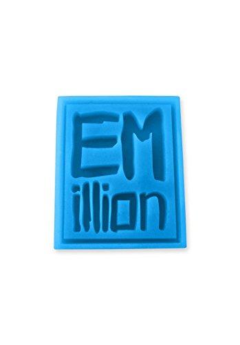 Emillion Curb-Wax Coconut Flavour Blue