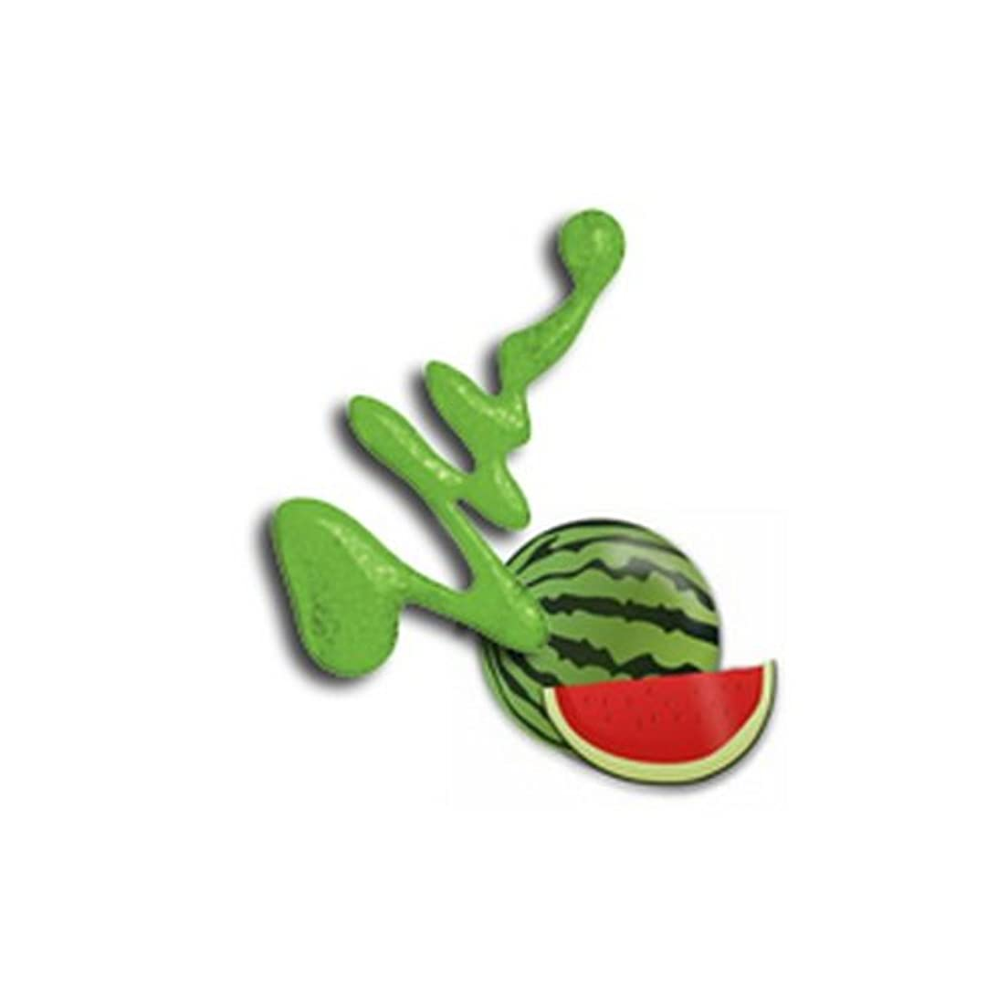 十分に記憶に残る修士号(3 Pack) LA GIRL Fruity Scented Nail Polish - Watermelon Splash (並行輸入品)