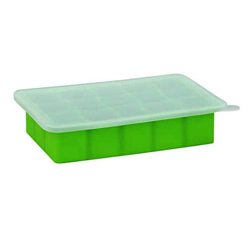 green sprouts Fresh Baby Food Freezer Tray | Perfectly portioned for baby's first feedings |...