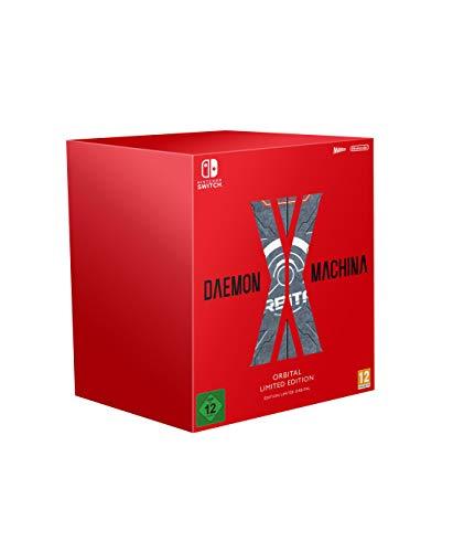 Daemon & Machina Edición Limitada