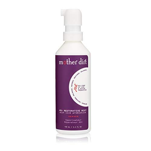 Mother Dirt AO+ Mist Probiotic Spray, Ammonia Oxidizing Bacteria Skin Care, 3.4 fl oz