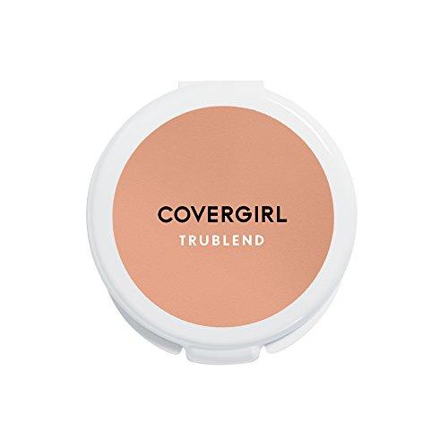 COVERGIRL - Trublend Pressed Powder Translucent Tawny - 0.39 oz. (11 g)