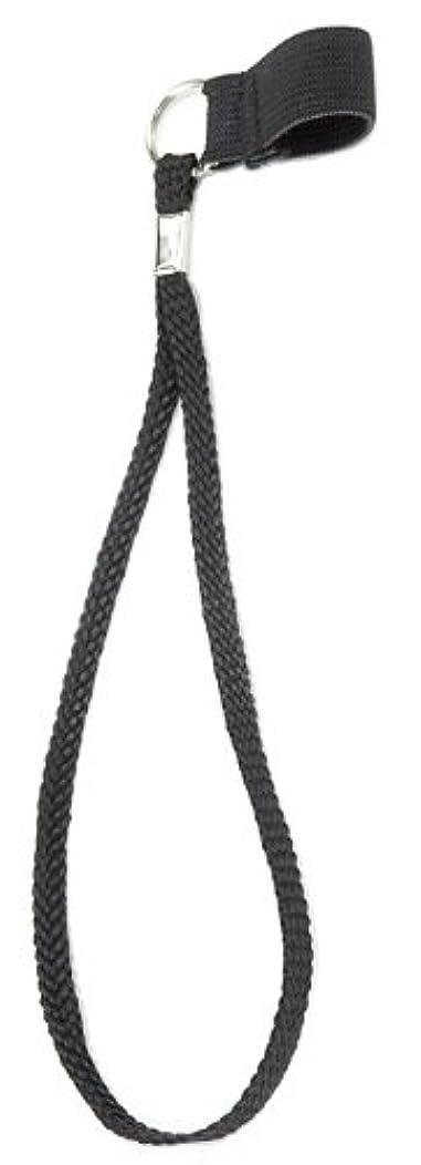 フィッティング協力的乙女マキテック ストラップ 1.6cm?1.9cm用 ブラック