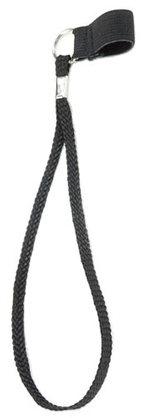 後ろ、背後、背面(部フラスコ医師マキテック ストラップ 1.6cm?1.9cm用 ブラック