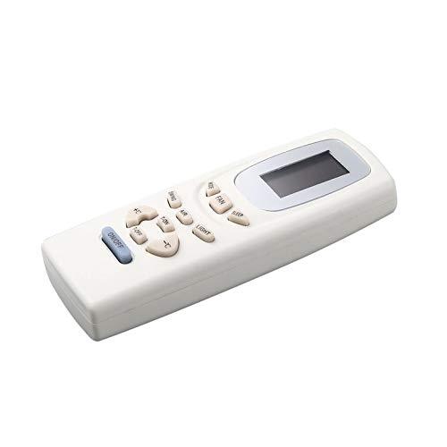 greenwoodhomer - Telecomando di ricambio universale per condizionatore d'aria GREE Y512F2 Y512F Y512 Y502K KTGL002
