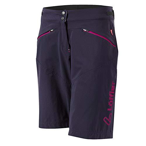 LÖFFLER Montina Bike Shorts Women - Graphite