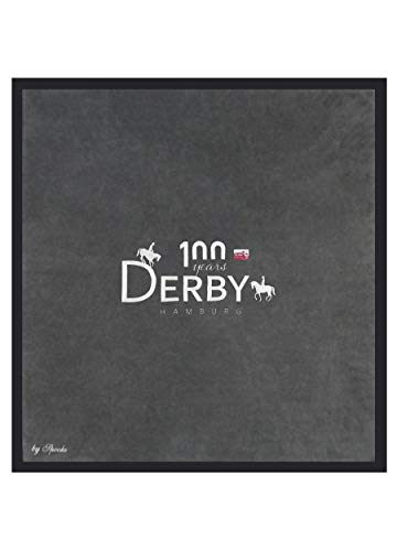 SPOOKS Derby Fleece Blanket 2020 (Farbe: dark grey; Größe: onesize)