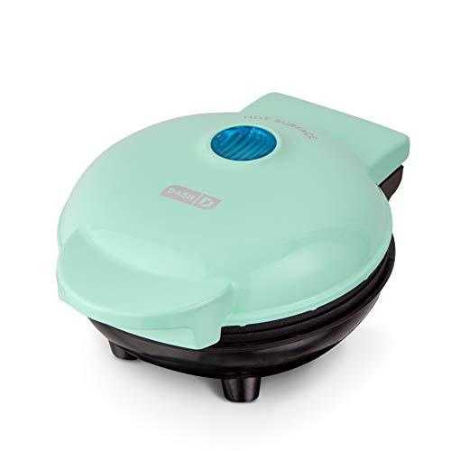 Mini Máquina De Waffle Dash Turquesa