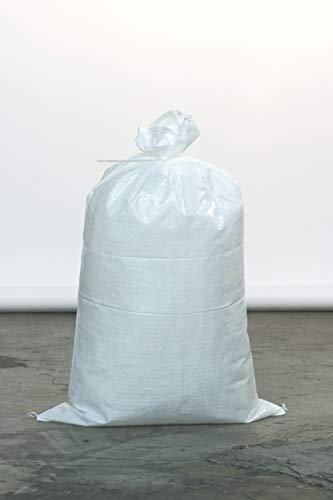Getreidesack Laubsack 10kg 30 St/ück Gewebesack 40x60cm
