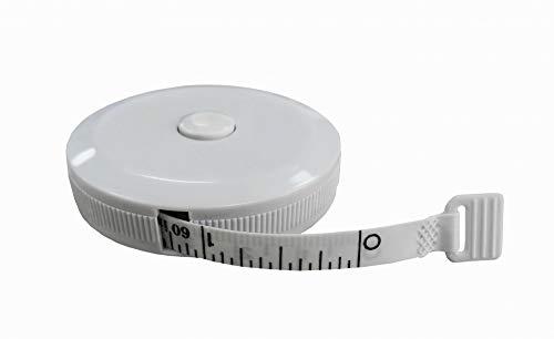 Cinta métrica flexómetro de uso médico