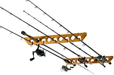 Solid fishing rod