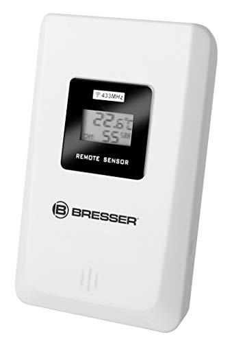 Bresser Außensensor 70-09997 / 70-09994 Thermo/Hygro-Sensor 3 Kanal für Wetterstation Bresser TemeoTrend WF (7007500GYE000 / 7007500HZI000)
