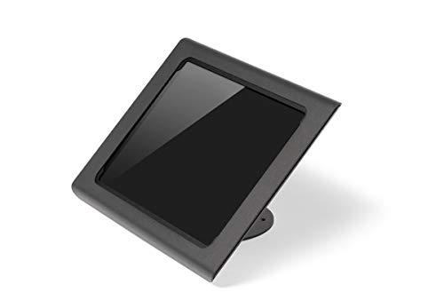 Tabdoq anti-diefstal iPad tafel standaard compatibel met iPad Pro 12.9 (2018) 3de generatie, zwart