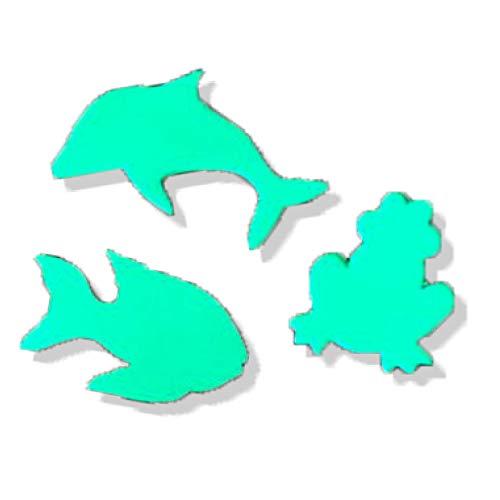 Zoo Med Croci Spielzeug, schwimmt, für Katzen, 2-teilig