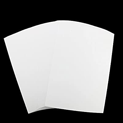 100Sheets Newbested White Watercolor Paper Cold Press Cut Bulk Pack for Beginning Artists or Students.
