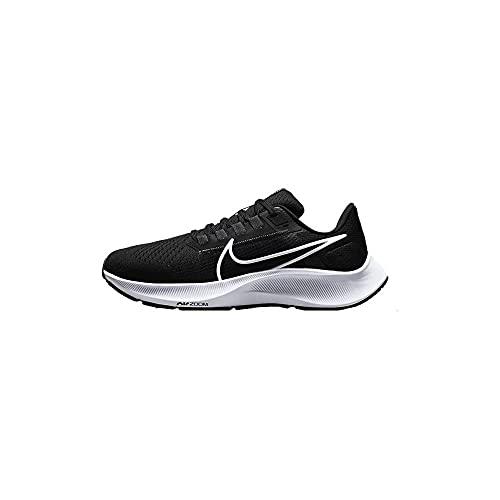 Nike Scarpe da corsa Air Zoom Pegasus 38 da uomo, Nero , 44 EU