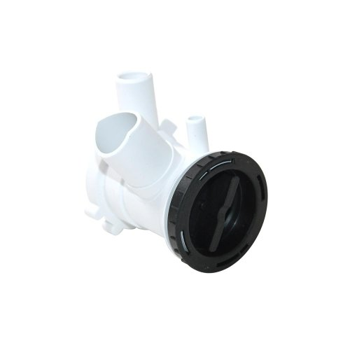 Frigidaire lavadora drenaje Filtro & cámara