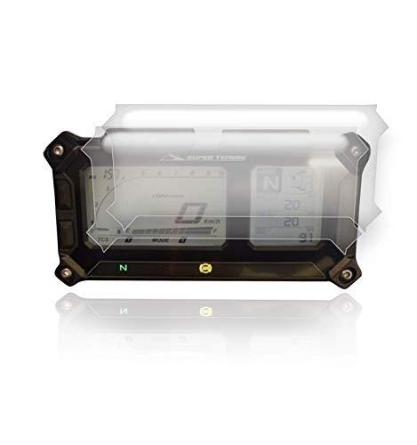 [2 Stück] Displayschutzfolie Tacho Schutzfolie geeignet für Yamaha XT1200Z Super Tenere 2x Anti Glare