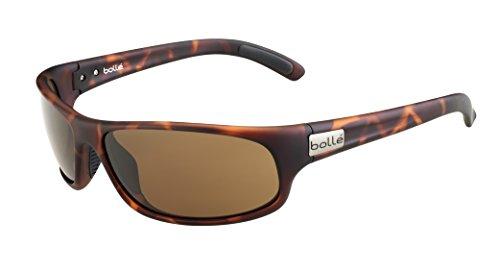 Bolle Anaconda Sunglasses Matte Tortoise, Brown,...