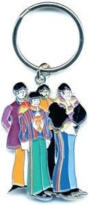 Llavero Beatles. Sub Band Keyring