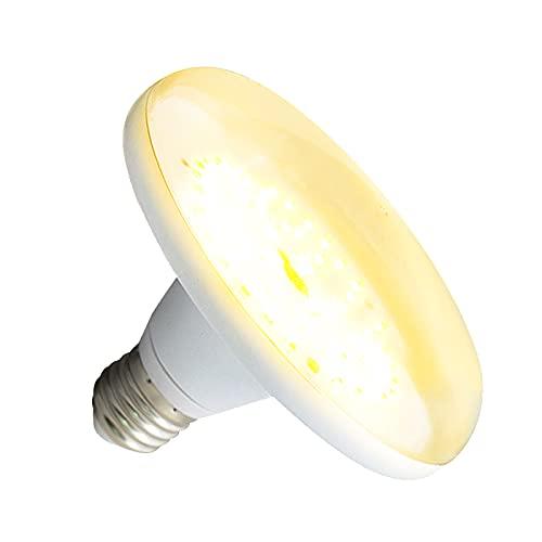 Grow LightE27,Pflanzenlampe Glühbirne 20w,Pflanzenlicht Led Grow Lampe mit LM301h Vollspektrum Leuchtmittel fur Pflanze Blüten Gemüse Samen Weed Zimmerpflanzen Garten Gewächshaus Hydroponik