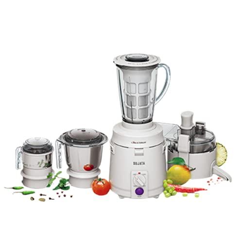 Sujata Multimix 900 Watt All in one Juicer Mixer Grinder,Coconut Milk Extractor