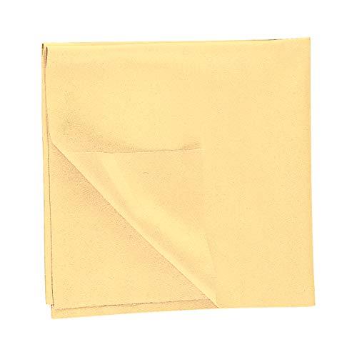 Vermop Textronic Microfaser-Hochleistungs gelb, PES, 38 x 40 cm