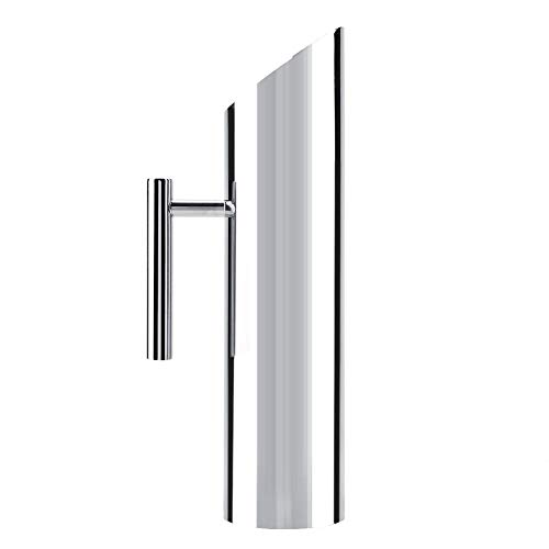 Waterkaraf 1 l / 1,5 l / 2 l van roestvrij staal, modern design voor hotels, restaurants, festivals, 3 capaciteiten naar keuze, 2l