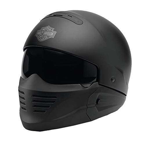 Harley-Davidson 2-IN1-Helm Pilot II, L (58-59cm)