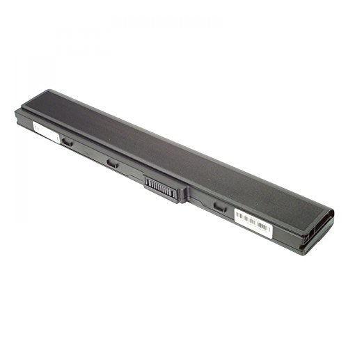 MTXtec Akku, LiIon, 10.8V, 4400mAh, schwarz für Asus X52D