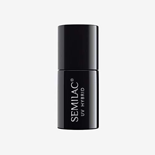 Semilac Vitamin Base Unterlack | 7 ml | Innovativ UV LED Base Coat für Hybrid Nagellack | Schützt die Nägel vor Verletzungen | Ideal für zu Hause und Professionelle Maniküre