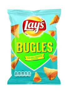 Lay's bugles nacho cheese 30 gr | 24x | Gesamtgewicht 720 gr