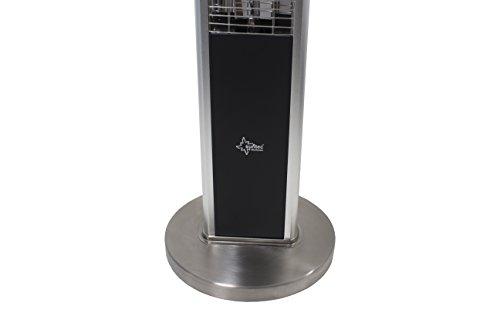 SUNTEC Carbon-Terrassenheizstrahler Heat Patio 2000 Carbon [Für Balkon/Terrasse/Garten 3 Bild 4*