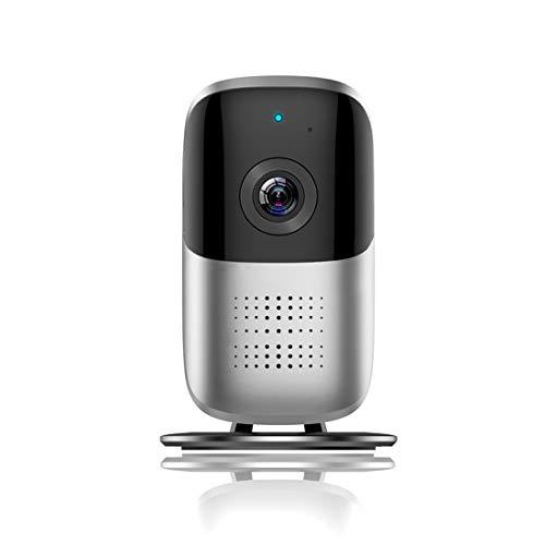 BXGZXYQ 1080P Home WiiFi-Kamera IP-Sicherheitssystem mit HD-Nachtsicht-Bewegungserkennung für BAB/Pet Monitor Baby Monitor Überwachungskits Versteckte Kameras
