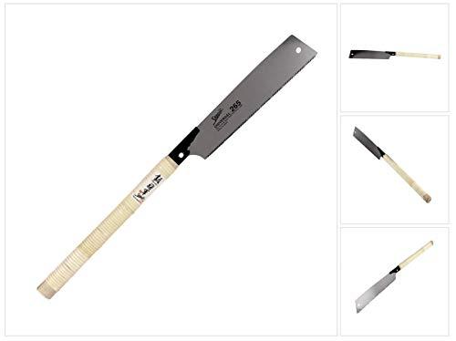 Shogun Japansäge Universal Holz Zugsäge langer Holzgriff (OK-265RC) Klinge 265 mm - Made in Japan