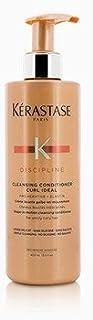[Kerastase] Discipline Cleansing Conditioner Curl Ideal Shape-in-Motion Cleansing Conditioner (For Unruly Curly Hair) 400ml/13.5oz
