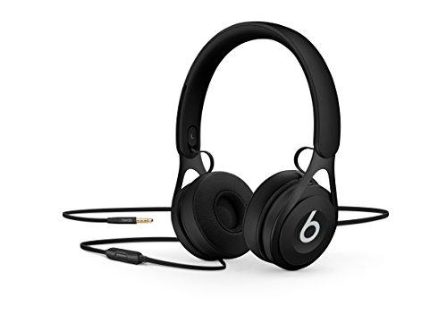 Beats by Dr.Dre オンイヤー有線ヘッドホン Beats EP 密閉型 高耐久フレーム 通話可能 リモコン付き  ブラ...