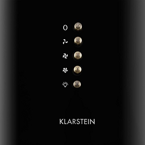 Klarstein Lumio Neo – Retro Dunstabzugshaube - 7