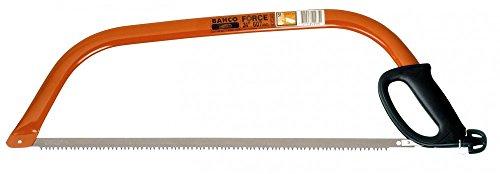 Arco tronzador ergonómico Bahco 10-30-23 de 759 mm para madera verde