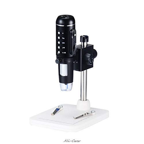 1000X Digital 5MP HD 1080P lumen ajustable 8LED Luz