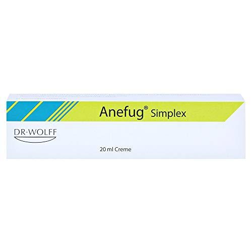 Anefug simplex, 20 ml