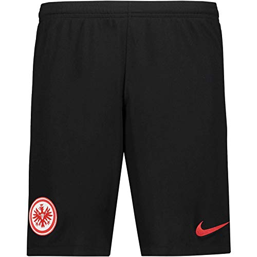 Nike Herren Shorts SGE Breathe Stadium Ha, Black/University Red, S, AJ5718