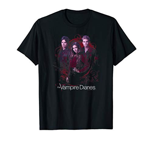 Vampire Diaries Company of Three T Shirt