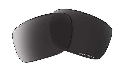 Original Turbine OO9263 PRIZM Black Iridium Replacement Lenses For Men For Women + BUNDLE with Microfiber Cloth Bag