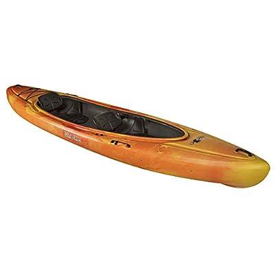 01.4053.1050 Old Town Canoes & Kayaks Twin Heron Kayak by Johnson Outdoors Watercraft