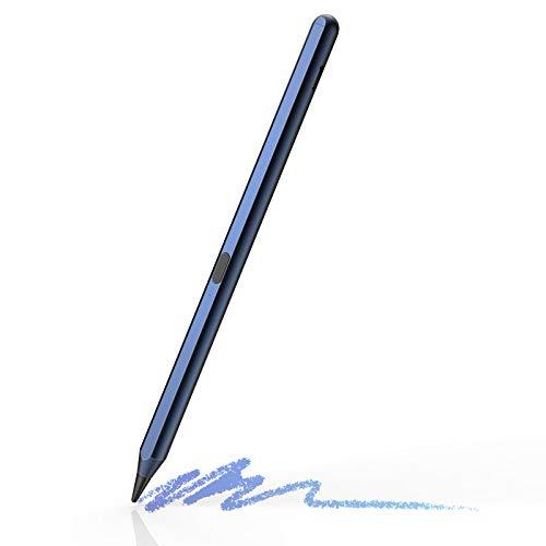 FRG Pencil para iPad 8.a generación, Palm Rejection Stylus Pen Compatible con iPad Pro 11 Pulgadas/iPad Pro 12.9 Pulgadas 3.a 4.a Gen/iPad 6.a 7.a Gen/iPad Mini 5.a Gen/iPad Air 3.a Gen (Blue)